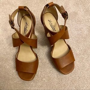 Lucky Brand Shoes - Lucky Brand Lyndell wedge sandals